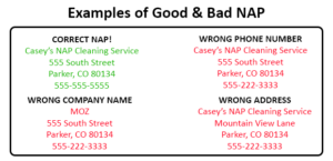 Good and Bad NAP for lawyers